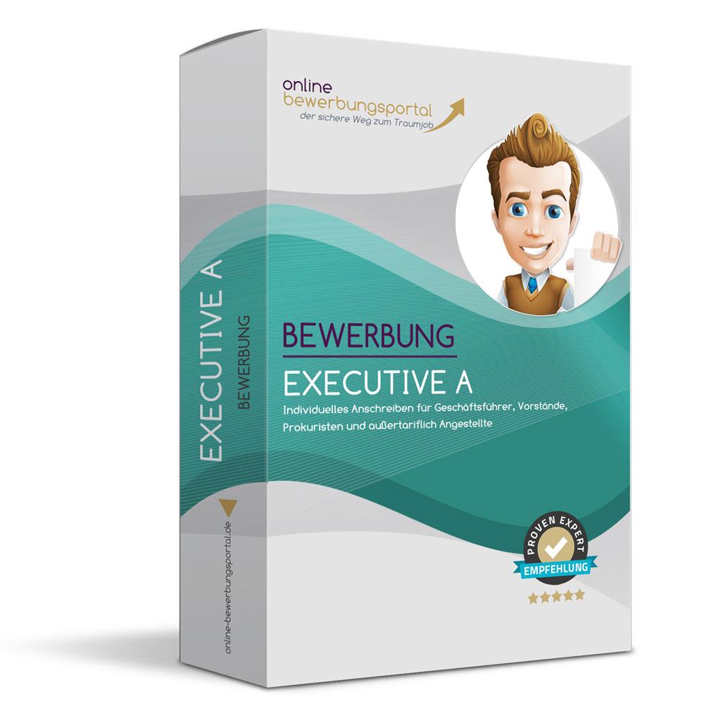 Executive A Bewerbungsanschreiben Für Leitende Angestellte