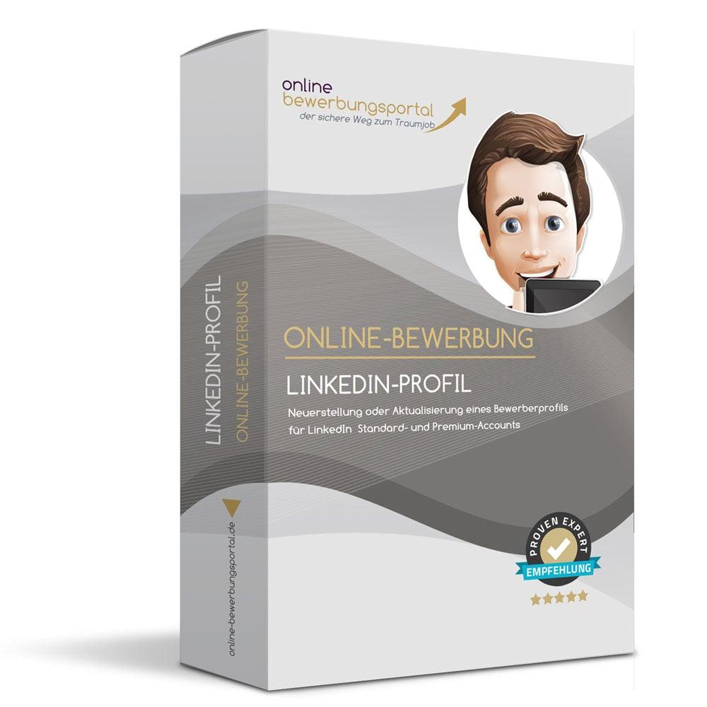LinkedIn – Profil Neuerstellung oder Aktualisierung - Das Online ...