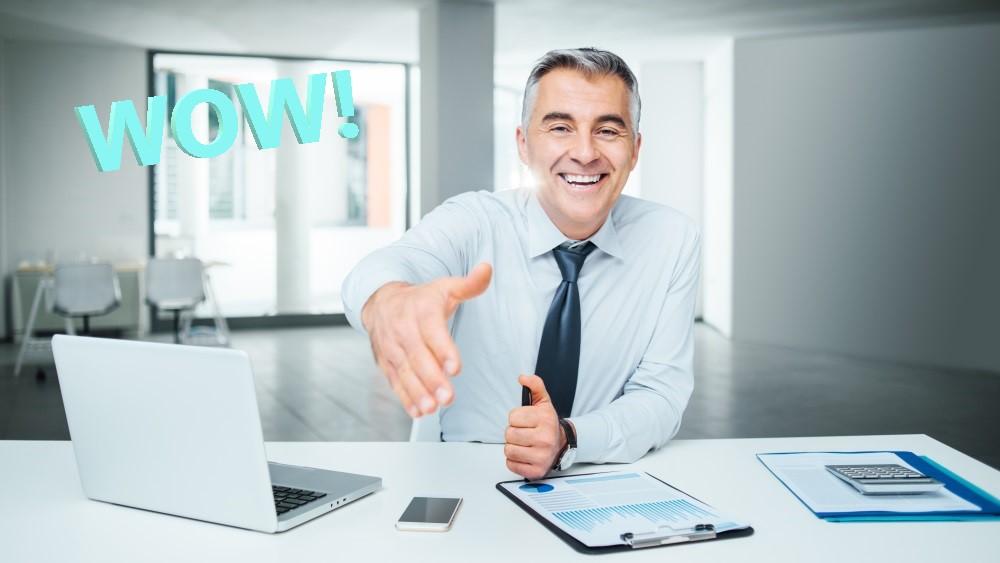 Der WOW-Effekt mit der Bewerbung – so überzeugen Sie Entscheider!