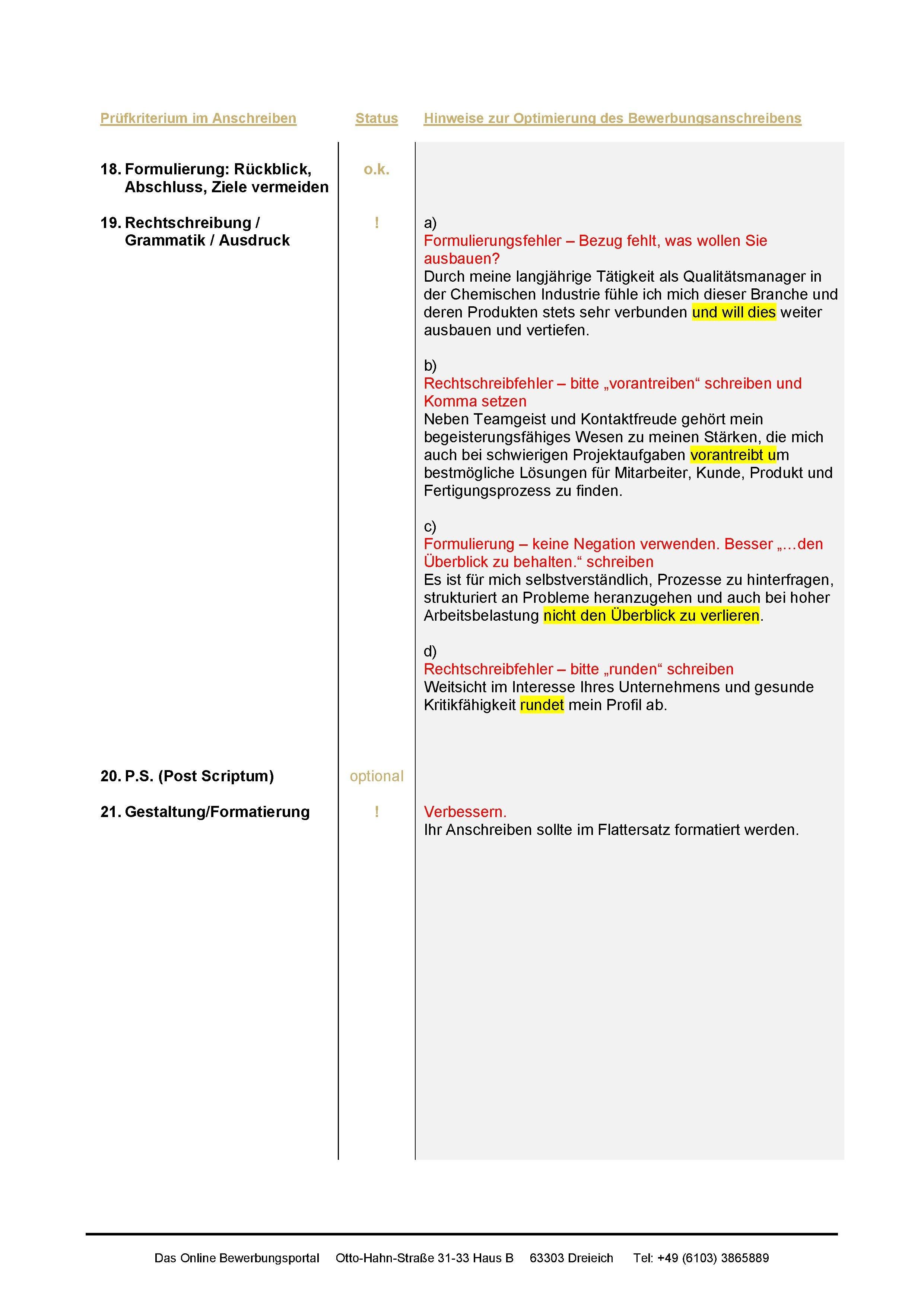 Lebenslauf Schreiben Lassen Erfahrung - Free HD Wallpaper