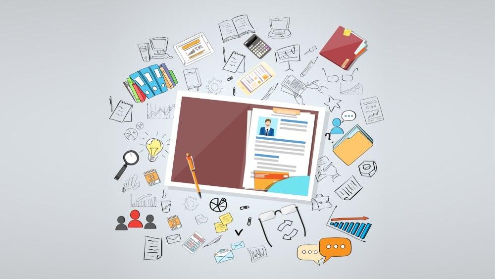 Bewerbung Lebenslauf Beispiele Und Tipps Zur Optimierung Das