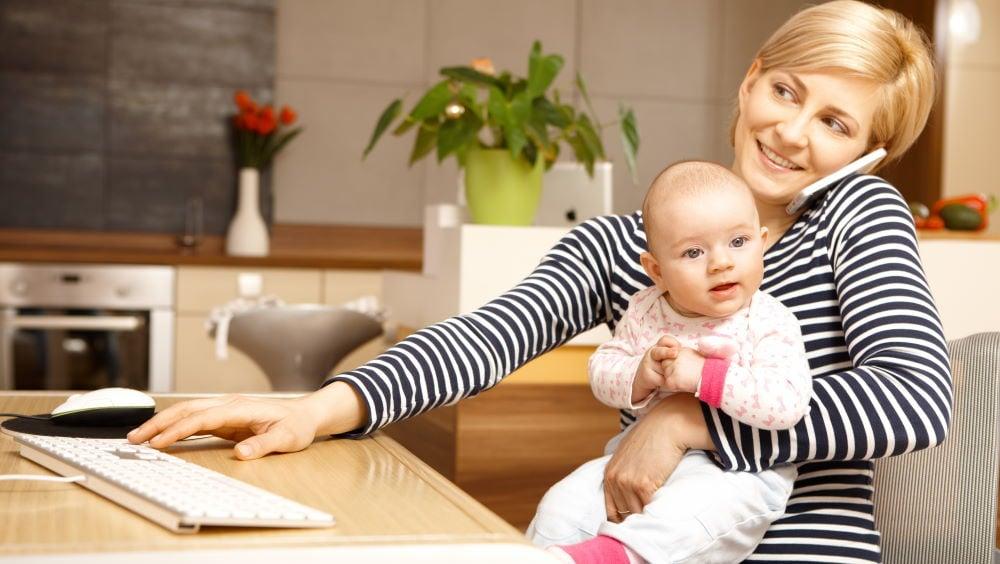 Sollte ich die Elternzeit in der Bewerbung angeben?